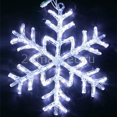 Снежинки для улицы своими руками